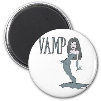 Vamp 6 Cm Round Magnet