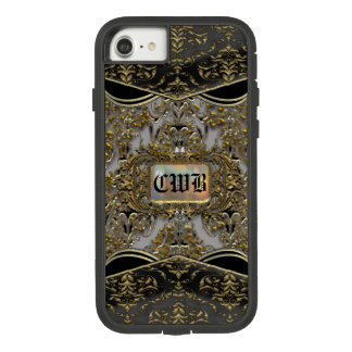 Vamp Baroque Beautiful Monogram Case-Mate Tough Extreme iPhone 8/7 Case