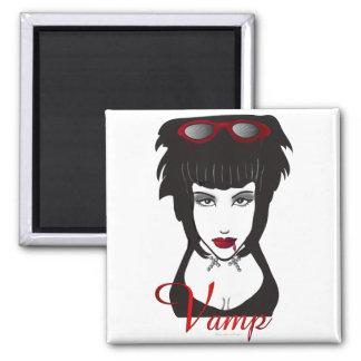 Vamp II Refrigerator Magnets