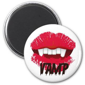 VAMP LIPS PRINT MAGNETS