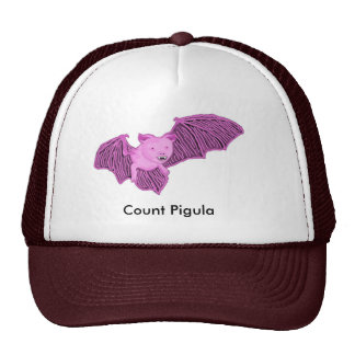 Vampimals Count Pigula Bat Form Cap