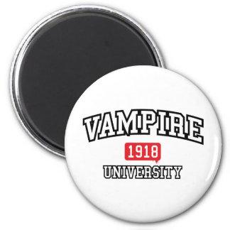 Vampire 6 Cm Round Magnet