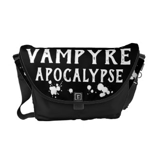 Vampire Apocalypse Cosplay Gothic Medical Nurse Courier Bags