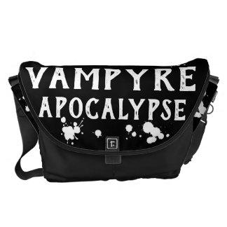 Vampire Apocalypse Cosplay Gothic Medical Nurse Messenger Bag