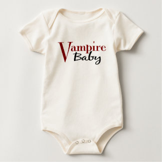 Vampire Baby Baby Bodysuit