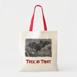Vampire Bat Budget Tote Bag