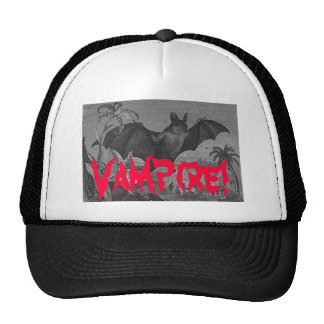 Vampire Bat Hat