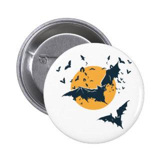 Vampire Bats Pinback Buttons