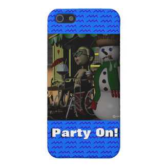 Vampire Beach Party! Cover For iPhone 5/5S