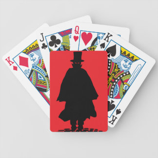 Vampire Bicycle Playing Cards