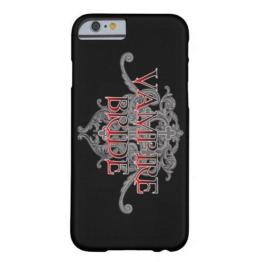 Vampire Bride iPhone 6 Case