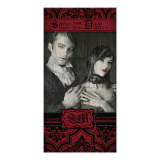 Vampire Bride SD Photo Card