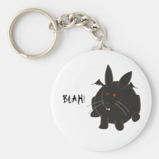 Vampire Bunneh Key Ring