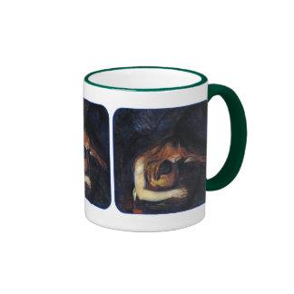 Vampire by Edvard Munch Coffee Mugs