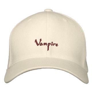 Vampire Cap Hat Embroidered Baseball Cap