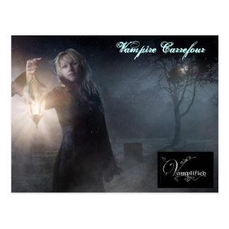 Vampire Carrefour Postcard