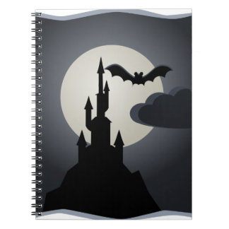 Vampire Castle Notebook
