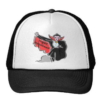 Vampire Casts His Spell Hats