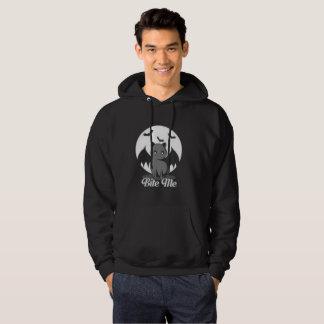 Vampire cat hoodie