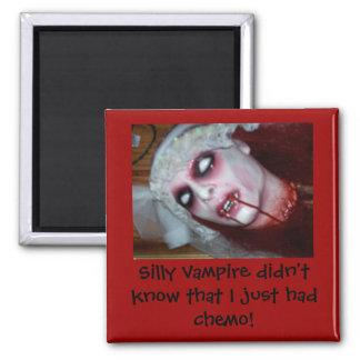 vampire chemo magnet