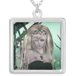 Vampire Cinderella Goth Necklace