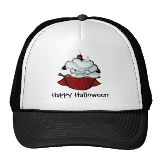 Vampire Count Cupcake Cap