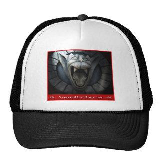 Vampire Design Mesh Hats