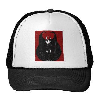 Vampire-Devil Trucker Hats