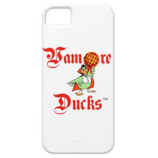 Vampire Ducks logo iPhone 5 case