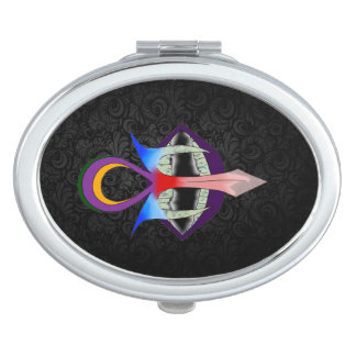 VAMPIRE EGYPTIAN COMPACT MIRROR DESIGN