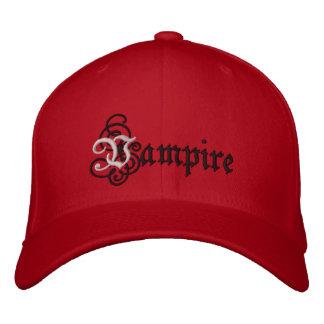 Vampire Embroidered Baseball Caps