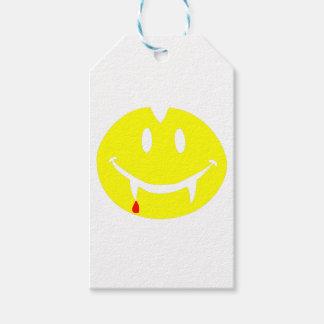 vampire emoji dracula gift tags