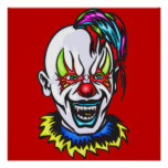 Vampire Evil Clown