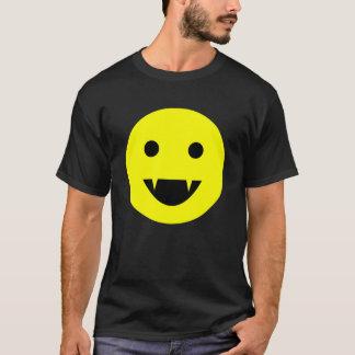 vampire happy face T-Shirt