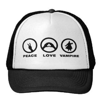 Vampire Trucker Hat