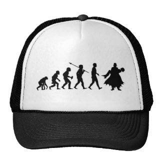 Vampire Mesh Hats