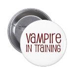 Vampire In Training Pin
