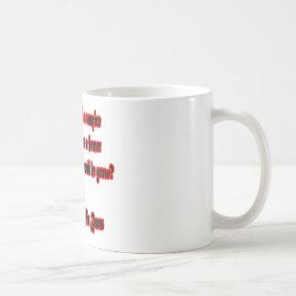 Vampire Joke Mug