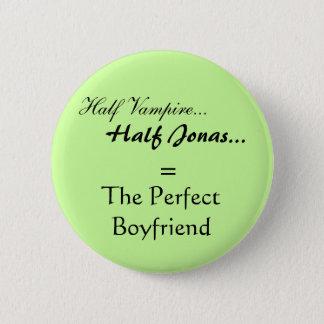 vampire jonas boyfriend 6 cm round badge