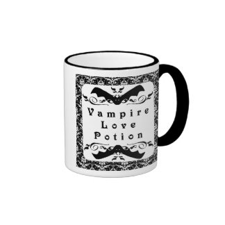 Vampire Love Potion Halloween Mug
