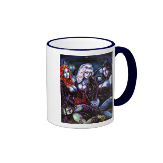 Vampire Metal Girls Coffee Mug