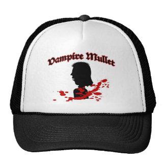 Vampire Mullet Mesh Hat