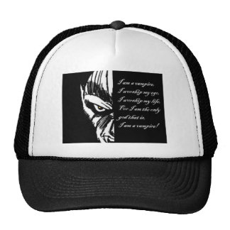 Vampire Oath Cap Trucker Hats