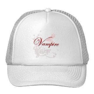 Vampire Ornamental Trucker Hats