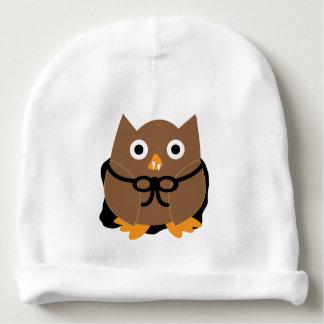 Vampire Owl Baby Beanie