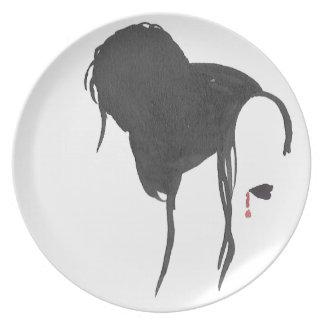 Vampire Plate