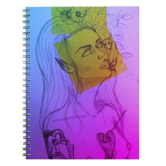 Vampire Queen Notebook