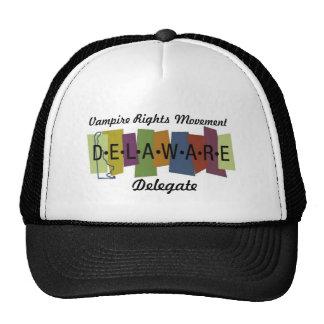 Vampire Rights Movement - Delaware Hats