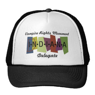 Vampire Rights Movement - Indiana Cap
