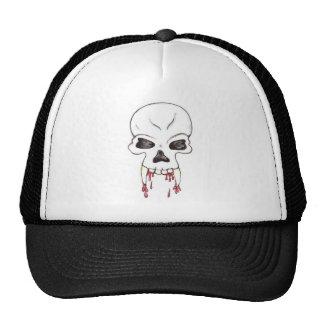 Vampire Skull Hat